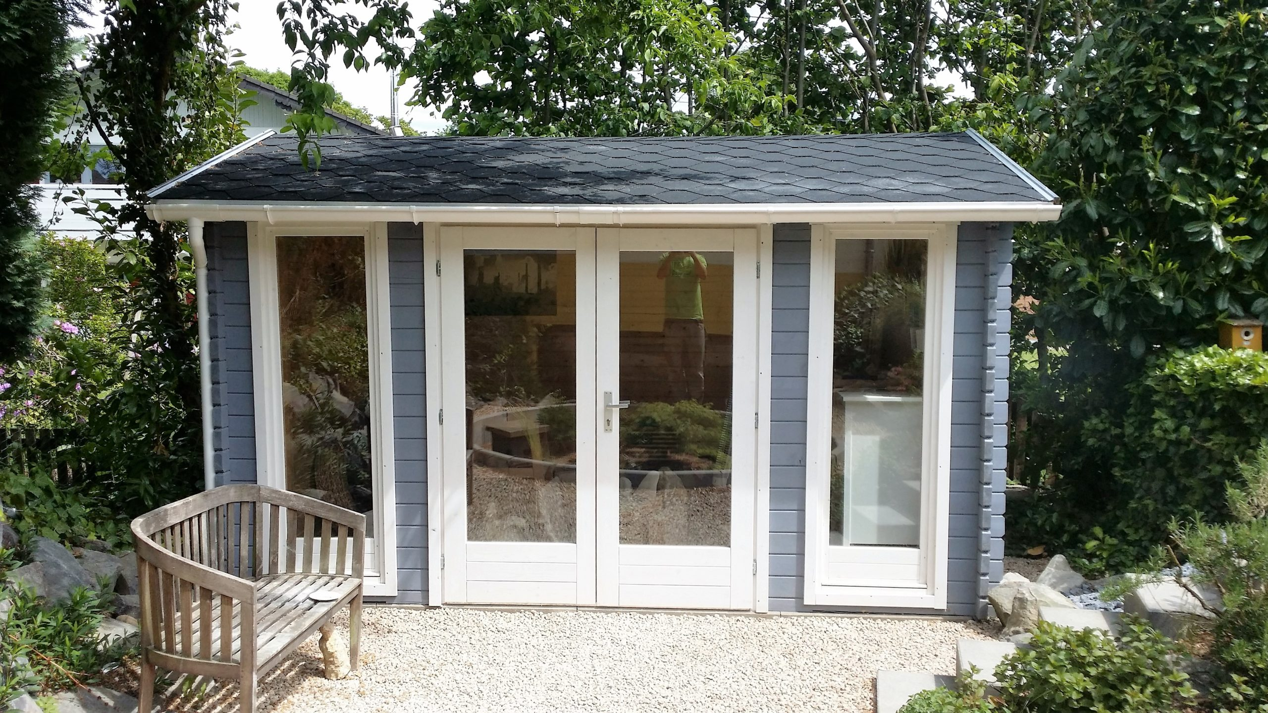Gartenhaus 40 mm NWH Werne 40041